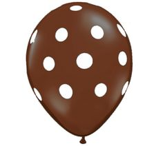 Earth Day is April 22. Help to celebrate by picking up some of our party supplies or recyclable bags from our website! http://www.carrierbagstore.com/products/Chocolate-Brown-Polka-Dot-Latex-Balloons.html