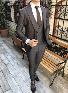 Low Cost Wedding Venues Near Me Product Mens 3 Piece Suits, Mens Casual Suits, Dapper Suits, Classy Suits, Groomsmen Suits, Mens Fashion Suits, Mens Suits, Blazer Outfits Men, Blazer Fashion