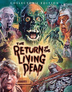 The Return Of The Living Dead Horror Movie Poster Zombies Dramas, Kino Film, Classic Horror Movies, Classic Films, Horror Movie Posters, Fright Night, Movie Wallpapers, Halloween Horror, Halloween 2018