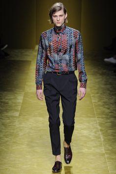 Salvatore Ferragamo, Look #16