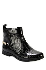 ANKLE CHAIN BOOT