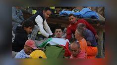 Terremoto en Italia: rescatista dijo haber encontrado herido a un peruano