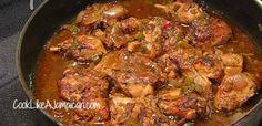 Brown Stew Chicken: Popular Foolproof Recipe | Cook Like A JamaicanCook Like a Jamaican