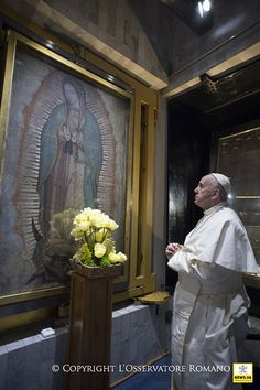 13-02-2016 Pope Francis in Mexico: Holy Mass in the Basilica of Our Lady of…