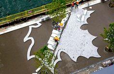 East Bayfront Water's Edge Promenade (Toronto) Tanya Brown, West 8 + DTAH