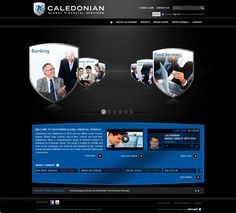 Caledonian - Global Financial Services