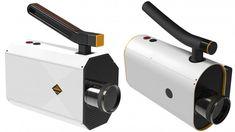 Kodak Super 8mm Camera Round vs Square White Side 1