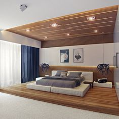 Extraordinary Bedroom Design Ideas For Comfortable Your Home Decor Your bedroom is your private spac. Luxury Bedroom Design, Home Room Design, Master Bedroom Design, Home Interior Design, Bedroom Wall Designs, Home Decor Bedroom, Suites, Luxurious Bedrooms, House Rooms