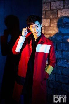 Gong Myung for 'International bnt'