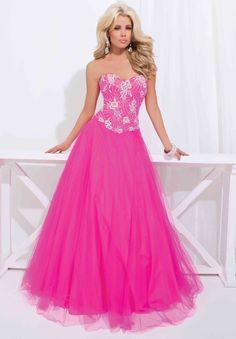 Gold Sheath / Column Sweetheart Floor-length 2014 New Style Prom Dress at Storedress.com