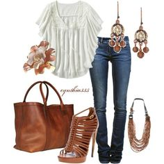 jean, cowgirl boots, style, accessori, bag, heel, fall outfits, shoe, shirt
