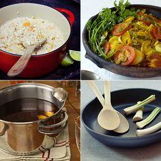 Arsenal de cozinha: panelas