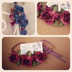 Festival Flower Headband, only £3.50
