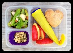 a ton of cold lunch ideas for healthy food you can pack - I'll need these ideas next year.