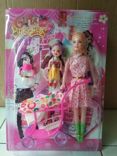 Permainan Barbie Memasak : permainan, barbie, memasak, BARBIE, Masakan,, Latihan, Otak,, Sampanye