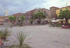 Piazzetta: Capoliveri Elba