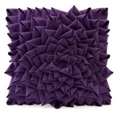 purple :) REALLY want my bedroom this color