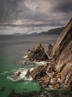 The Dingle Peninsula, Ireland, Photographer marek biegalski