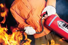 Every workplace has a number of fire hazards or fires waiting to happen.  As a minimum employers must ensure the safety of its personnel.