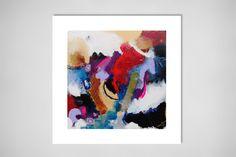 "Saatchi Online Artist: Willy kammeijer; Acrylic, 2011, Painting ""blueberrypie"""