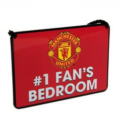 Manchester United F.C. Bedroom Sign No1 Fan