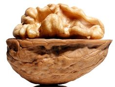 Eating foods that contain Vitamin E helps you to maintain shiny hair. Walnuts are a great source of Vitamin E and Omega-3s