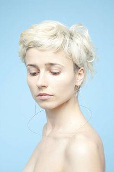 BA (Hons) Jewellery Design - Central Saint Martins - University of the Arts London - Ekaterina Polikarpova - Never Lose Earrings 2014