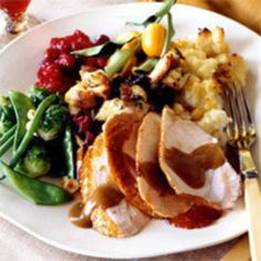 Six Tips for a Skinny Thanksgiving
