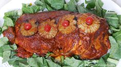 My Quick Kitchen: Marinated Leg for New Year's Eve Parties