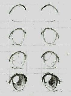 Trendy eye drawing tutorial manga Trendy eye drawing tutorial manga It is possible to work with the pencil drawing technique being a sin. Easy Drawing Tutorial, Manga Drawing Tutorials, Drawing Tips, Drawing Ideas, Manga Tutorial, Drawing Drawing, Eye Tutorial, Drawing Reference, Easy Eye Drawing