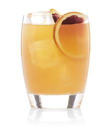 Neroli    1 ½ oz Solerno Blood Orange Liqueur  ½ oz Aperol  1 oz fresh orange juice (or blood orange juice!)  1 ¾ oz Prosecco  Build ingredients over ice and stir to incorporate and chill. Garnish with a blood orange slice.