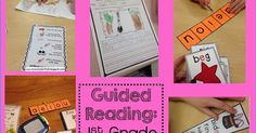 I have been running guided reading groups for my whole teaching career. Over the years, it's evolved, as with everything else. Back in th...