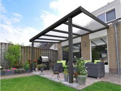 There are lots of pergola designs for you to choose from. First of all you have to decide where you are going to have your pergola and how much shade you want. Diy Pergola, Pergola Canopy, Pergola With Roof, Outdoor Pergola, Wooden Pergola, Outdoor Areas, Outdoor Rooms, Backyard Patio, Backyard Landscaping