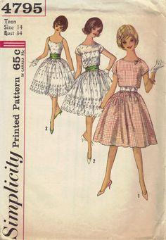 Easy Simple Free Circle/Circular Skirt Pattern | Vanilla Joy