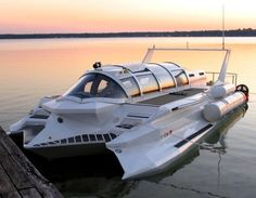 You Can Now Buy A Submarine-Powerboat Hybrid For $3.5 Million