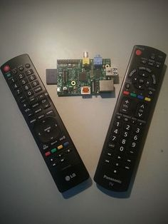 Raspberry Pi Remote For Free!