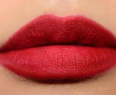 NARS Cruella Velvet Matte Lip Pencil Review & Swatches