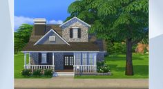 Check out this lot in The Sims 4 Gallery! - #cool#house#amazing#nice#dreamhouse#newcrest#home#perfect#awesome It was really fun to make, hope you like :)