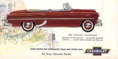 1953 Chevrolet Two Ten Convertible