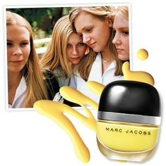 New Marc Jacobs cosmetic line ! Virgin Suicides - Amazing