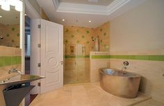 Wheelchair Accessible Bathroom Bathroom Contemporary with Bay Area Bath Designer