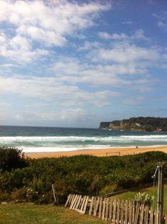 Avoca Beach, Australia. 11:46 am