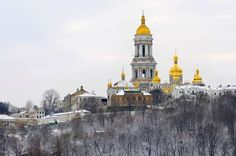 Kiev Pechersk Lavra Monastery - Oleksiy Maksymenko/Getty Images