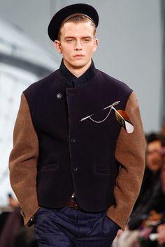 Louis Vuitton Fall 2012 Menswear