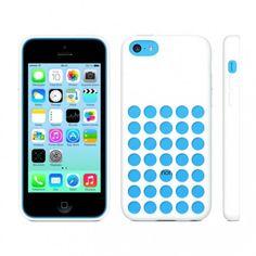 Coque iPhone 5c : Silicone perforée