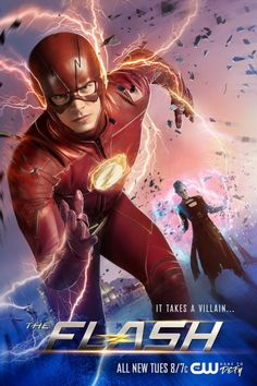 The Flash Poster, The Flash Logo, Black Poster, Flash Season 4, Season 1, Flash Drawing, Flash Characters, Flash Barry Allen, Superhero Shows