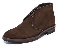To Boot New York Phipps Suede Chukka Boots