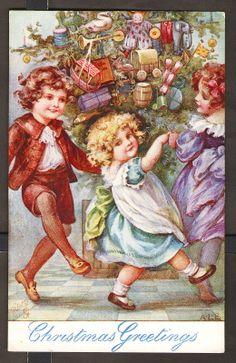 A. L. Bowley 1906 Tuck postcard | eBay