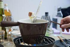 Chocolate Fondue, Cooking, Desserts, Food, Kitchen, Tailgate Desserts, Deserts, Essen, Postres