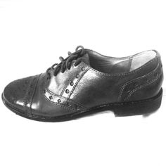 """Miz Mooz Brown Oxfords Worn once! Like new. Listed as a size 8, but runs small--7 1/2 is probably more accurate. Last year's model, comparable to the """"Brigitta"""" Miz Mooz Shoes Flats & Loafers"""